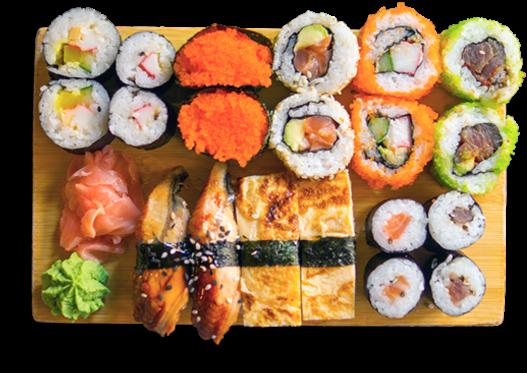 Вкусные суши в Одессе