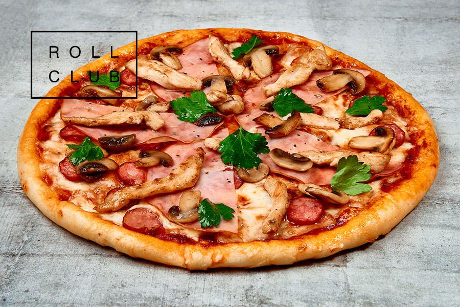 Пицца Европейская заказать