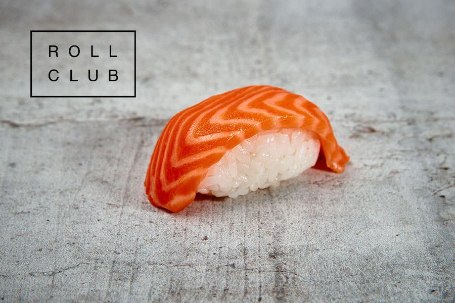 Суши с лососем заказать