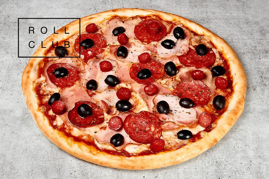 Пицца Сборная Мясная от Roll Club