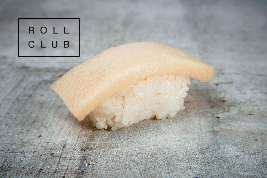 Суши с масляной рыбой доставка
