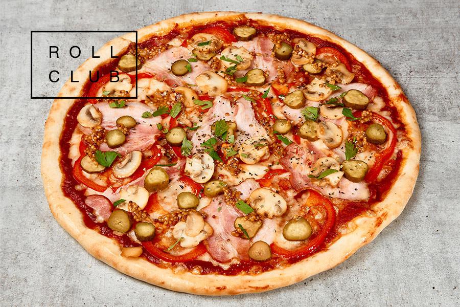 Пицца Дижонская доставка