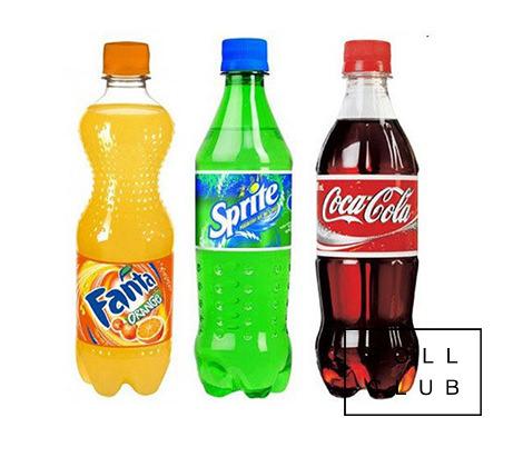 Coca-Cola ( 0,5л.)
