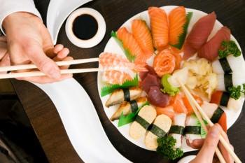 Употребление суши