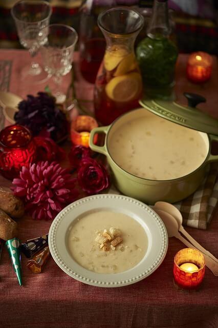 заказать крем суп из грибов в Харькове