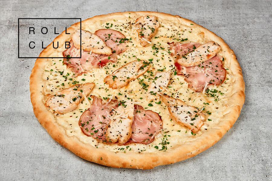 Пицца Карбонара new Харьков