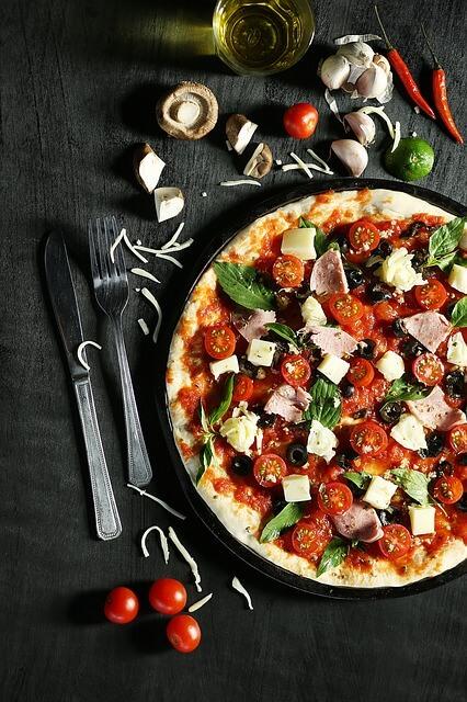 пиццы разных народов мира