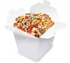 Еда в коробочках