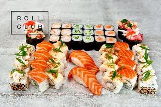 Необычные виды роллов и суши