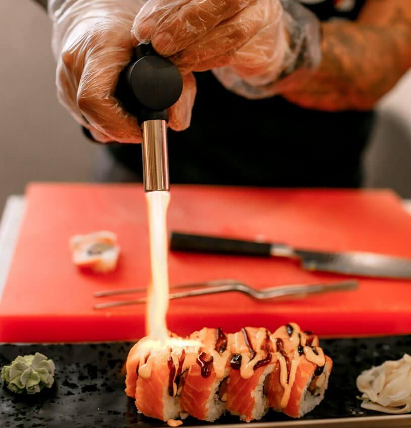 Roll Club Asian – азиатский ресторан в центре Европы